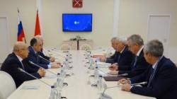 Kabardey-Balkar ve St. Petersburg ortaklık kuruyor