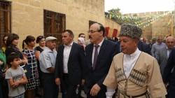 Derbent'te 2000. yıl kutlamaları provası
