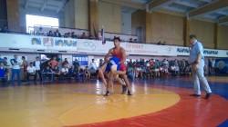 Karaçay-Çerkes'de güreş turnuvası