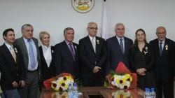 Türkiye'den Güney Osetya'ya ziyaret