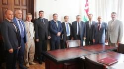 Abhazya'da ekonomi toplantısı