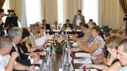 Abhaz ve Çeçen işadamları arasında işbirliği