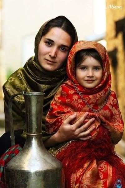 фото кавказкой мамочки