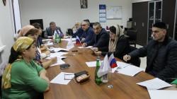 İnguşetya'da engelliler için toplantı