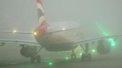 Krasnodar havaalanı sisten dolayı kapandı