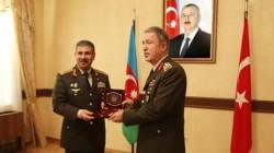 Türkiye Genelkurmay Başkanı'ndan Azerbaycan ziyareti