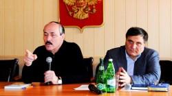 Yeni Hasavyurt belediye başkanı göreve başladı