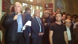 Abhazya'da muhalefet iktidar tartışması