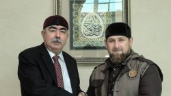 Kadirov General Dostum'la  görüştü