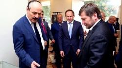 Kadirov'un kuzeni Dağıstan'da iş başında