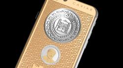Altın kaplama Kadirov satışa çıktı