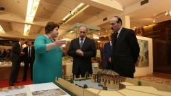 "Putin ""Derbent, Dağıstan, Rusya"" sergisine gitti"