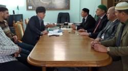 Müslüman İşadamları Birliği Adıgey şubesi açıldı