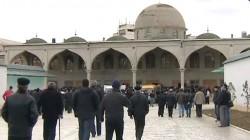 Dağıstan'da cami cemaatine toplu gözaltı