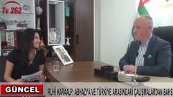 Karaalp, Abhazya Türkiye arası ekonomik ilişkileri değerlendirdi