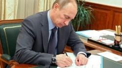 Putin'den Türkiye'ye karşı ekonomik tedbir kararnamesi