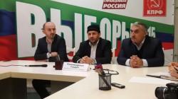 Saaduyev'den Kotrova cami hakkında açıklama