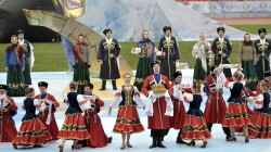 Magas'ta Kültür ve Spor Festivali