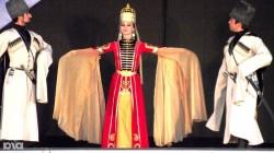 Moskova'da Kafkasya Kültür Festivali