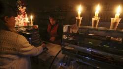 Kırım'da 50.000 ev elektriksiz