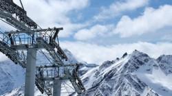 Elbrus'a akbil sistemi