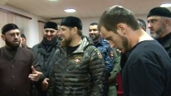 Kadirov ölümden dönmüş