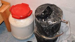 İnguşetya'da 3,5 ton bomba imha edildi