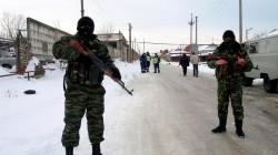 Dağıstan'ın Tsumadinski bölgesinde operasyon