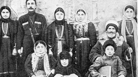 Происхождение балкарцев и карачаевцев