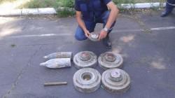 İnguşetya ve Çeçenya'da mayın temizleme çalışmaları