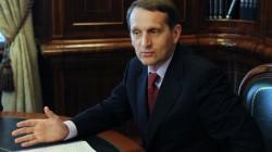 Devlet Duma Başkanı Narışkin Kadirov'u eleştirdi