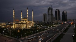 Çeçenya'da dev taksi şirketi açıldı