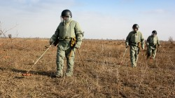 Çeçenya ve İnguşetya'da 2018'de mayın kalmayacak