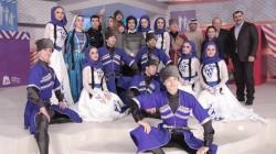 Dubai'de Kafkas dansları festivali yapıldı