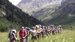 Kafkasya'ya gelen turist sayısı arttı