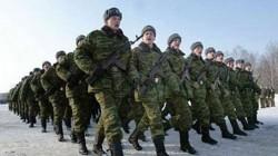 Rus askerlerden Abhazya'da tatbikat