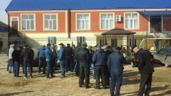 Tır şoförleri Dağıstan'da toplandı