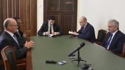Cenevre'de Abhazya görüşmesi