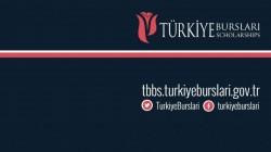 Türkiye Burslarına başvurular başladı!