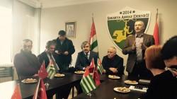 Abhazya Geri Dönüş Komitesi Türkiye'ye geldi