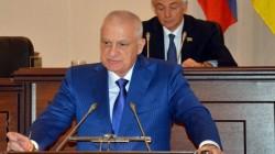Kuzey Osetya başkanı Aguzarov hayatını kaybetti