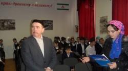 Sunja'da İnguş ve Çeçenlerin 72. sürgün yıldönümü