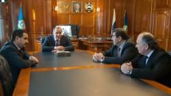 Karaçay-Çerkes'de Abhazya ve Güney Osetya danışmanları atandı