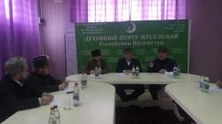 İnguşetya'da Kafkasya Müslümanları Koordinasyon Merkezi toplantısı