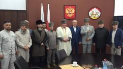 Yevkurov'a Hamhoyev ile barış çağrısı