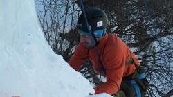 "Dağıstan'da ""Buz Tırmanışı"" yarışması"