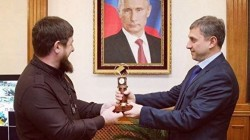 Antiterör Komitesi'nden Kadirov'a nişan