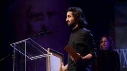 Abhaz yönetmene ödül verildi