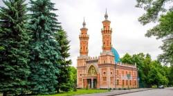 Kuzey Osetya'da cami restorasyonu