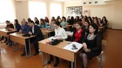 Kabardey-Balkar'da Çerkes Şiiri programı